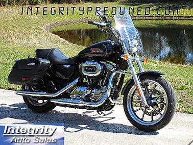 2014 Harley-Davidson Sportster for sale 201052110