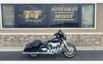 2014 Harley-Davidson Touring Street Glide for sale 200591742