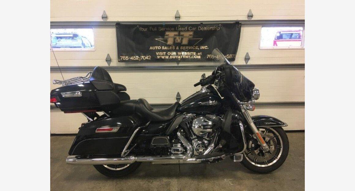 2014 Harley-Davidson Touring for sale 200591743