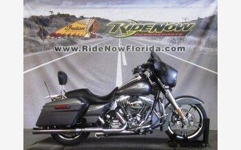 2014 Harley-Davidson Touring for sale 200617804