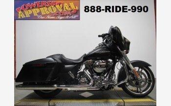 2014 Harley-Davidson Touring Street Glide for sale 200626059