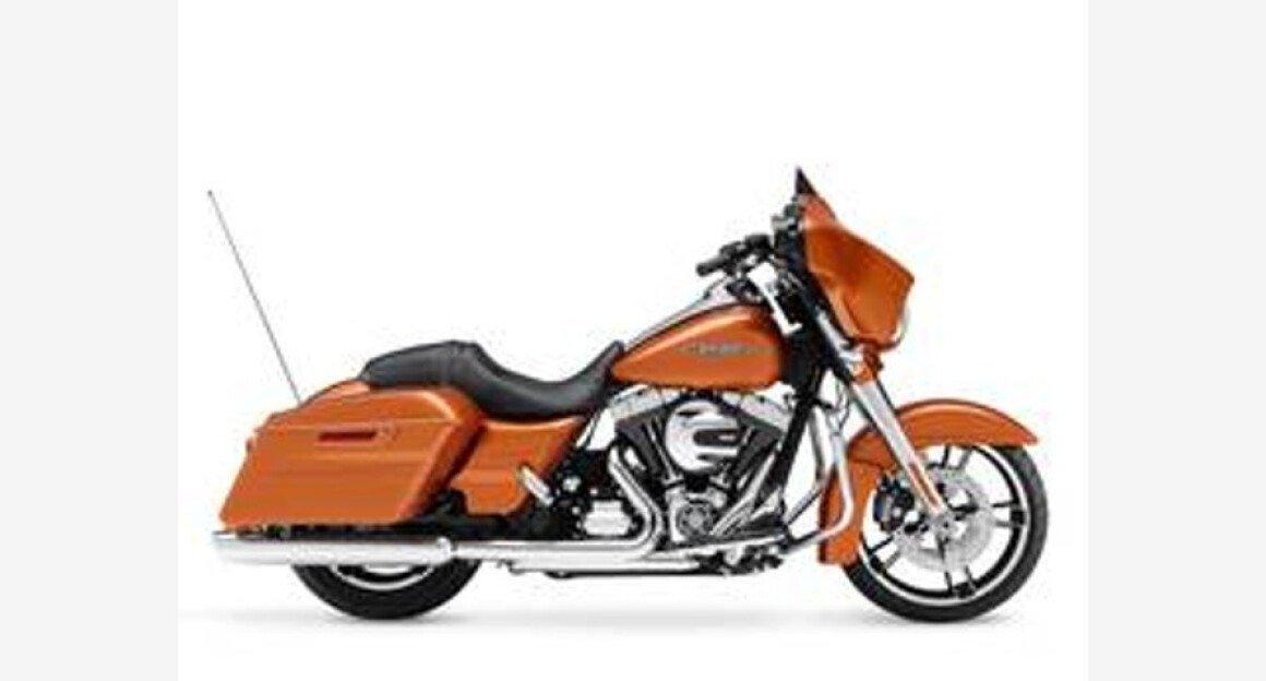 2014 Harley-Davidson Touring for sale 200629200
