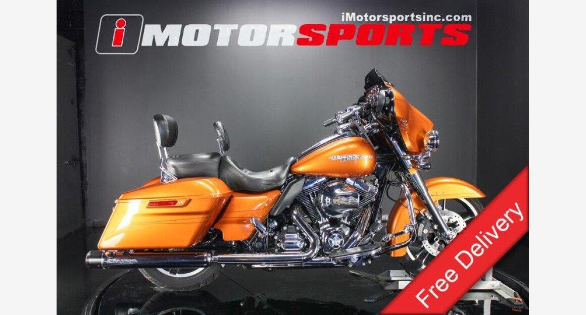 2014 Harley-Davidson Touring for sale 200646885