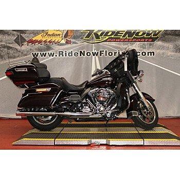 2014 Harley-Davidson Touring for sale 200710923
