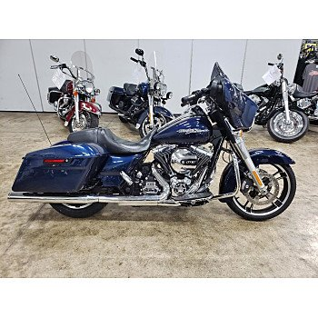 2014 Harley-Davidson Touring Street Glide for sale 200748288