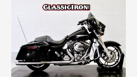 2014 Harley-Davidson Touring Street Glide for sale 200798871