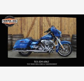 2014 Harley-Davidson Touring Street Glide for sale 201015496