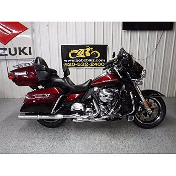 2014 Harley-Davidson Touring for sale 201031964
