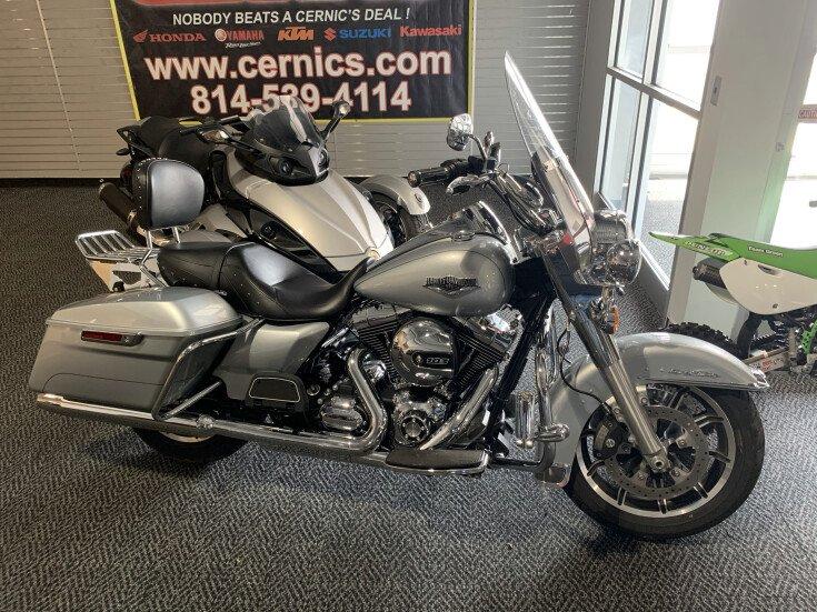 2014 Harley-Davidson Touring for sale 201033448