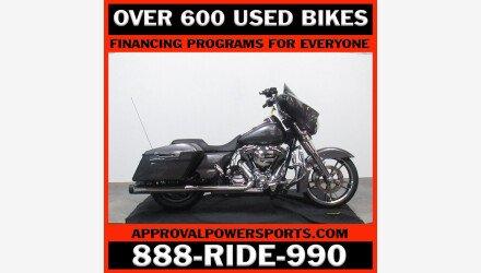 2014 Harley-Davidson Touring Street Glide for sale 201050473
