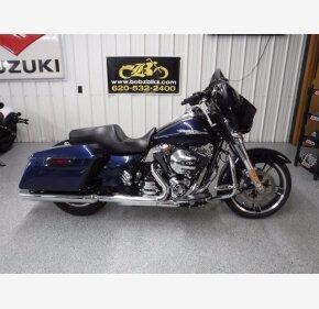 2014 Harley-Davidson Touring Street Glide for sale 201055335