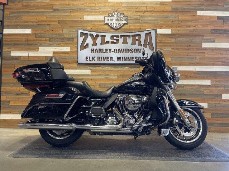 2014 Harley-Davidson Touring for sale 201070537