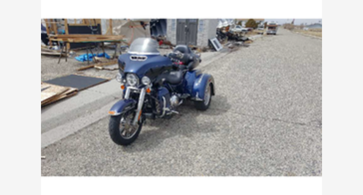 2014 Harley-Davidson Trike for sale 200602568
