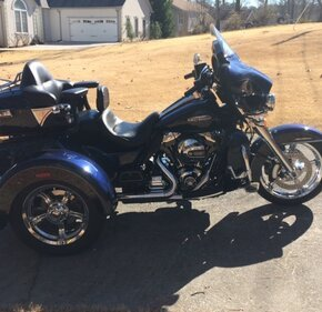 2014 Harley-Davidson Trike Motorcycles for Sale