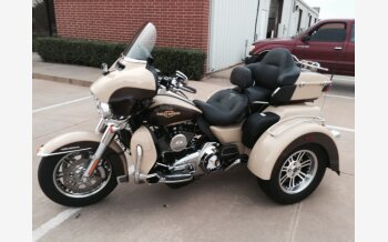 2014 Harley-Davidson Trike Tri Glide Ultra for sale 200954913