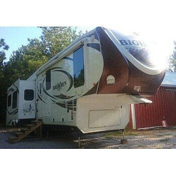 2014 Heartland Bighorn for sale 300155143
