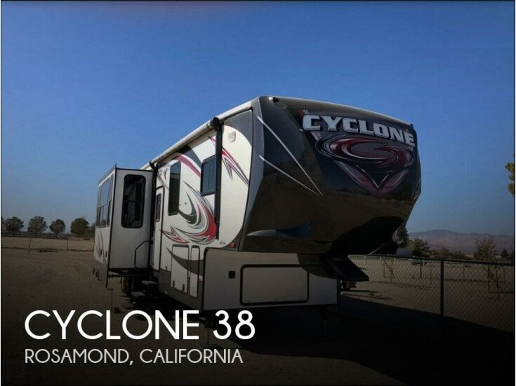 2014 Heartland Cyclone for sale 300183457