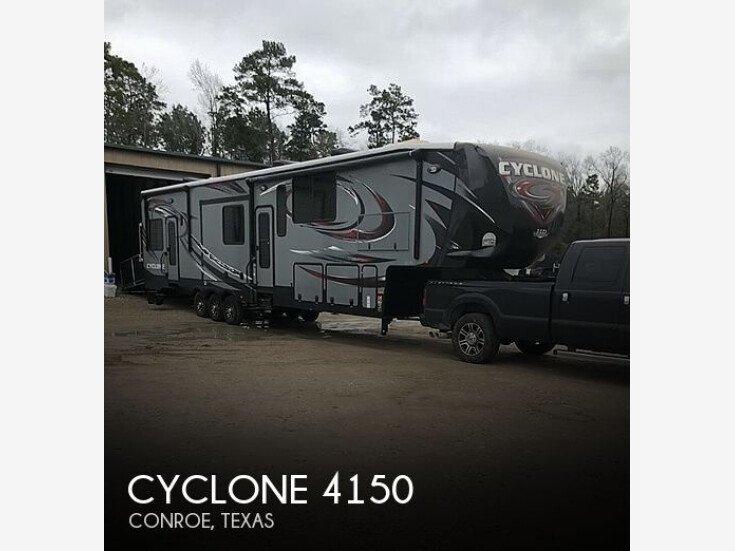 2014 Heartland Cyclone for sale 300329180