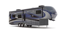 2014 Holiday Rambler Presidential 363RE Jefferson specifications