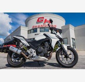 2014 Honda CB500F for sale 200783349