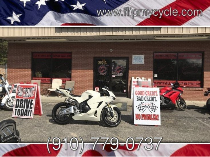 2014 Honda CBR600RR for sale near Fayetteville, North