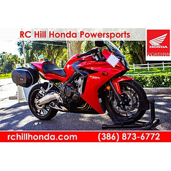 2014 Honda CBR650F for sale 200647958