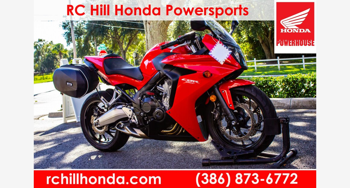 2014 Honda CBR650F for sale 200647958