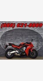 2014 Honda CBR650F for sale 200656554