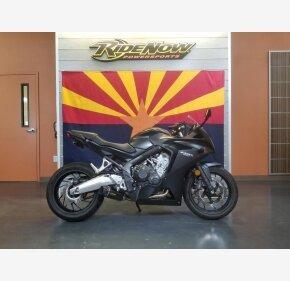 2014 Honda CBR650F for sale 200729523