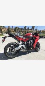 2014 Honda CBR650F for sale 200730771