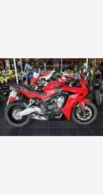 2014 Honda CBR650F for sale 200768837