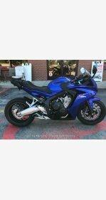 2014 Honda CBR650F for sale 200797081