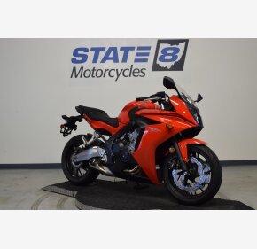 2014 Honda CBR650F for sale 200801220