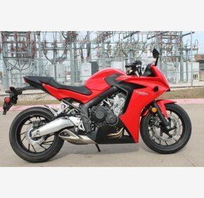 2014 Honda CBR650F for sale 200827840