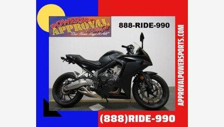 2014 Honda CBR650F for sale 200915308