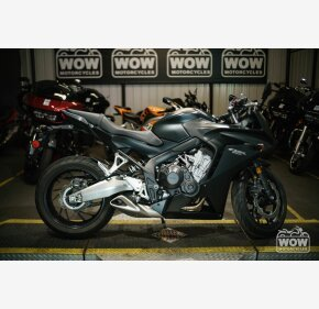 2014 Honda CBR650F for sale 201011649