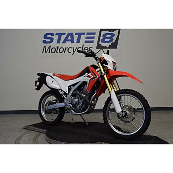 2014 Honda CRF250L for sale 200801229