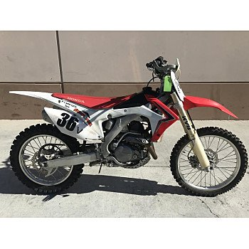 2014 Honda CRF450R for sale 200713720