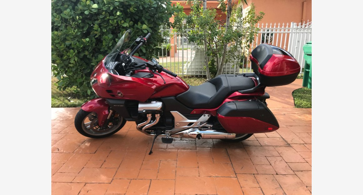 2014 Honda CTX1300 for sale 200663856