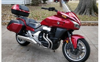 2014 Honda CTX1300 for sale 200729991