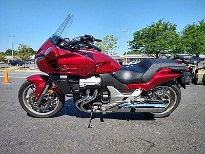 2014 Honda CTX1300 for sale 200948913