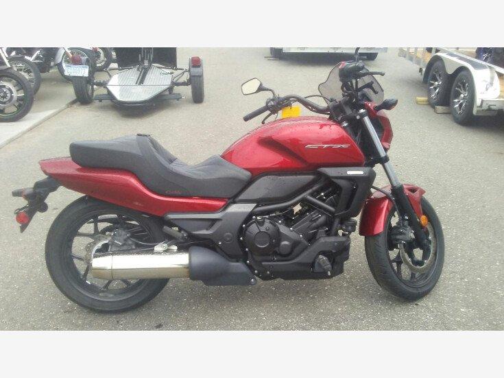 2014 Honda CTX700N for sale 200757091