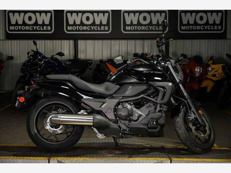 2014 Honda CTX700N for sale 201081137