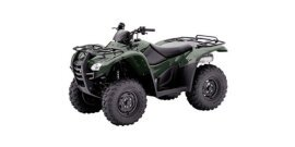 2014 Honda FourTrax Rancher AT IRS With Power Steering specifications