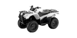2014 Honda FourTrax Rancher AT IRS specifications