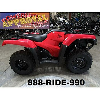 2014 Honda FourTrax Rancher for sale 200631923
