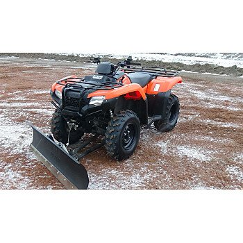 2014 Honda FourTrax Rancher for sale 200668008