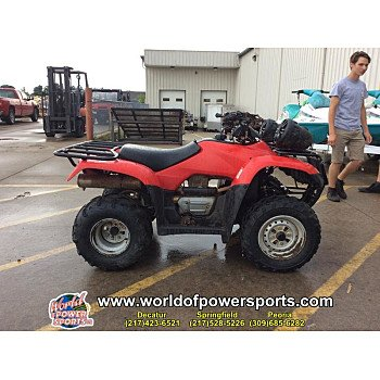 2014 Honda FourTrax Recon for sale 200765101