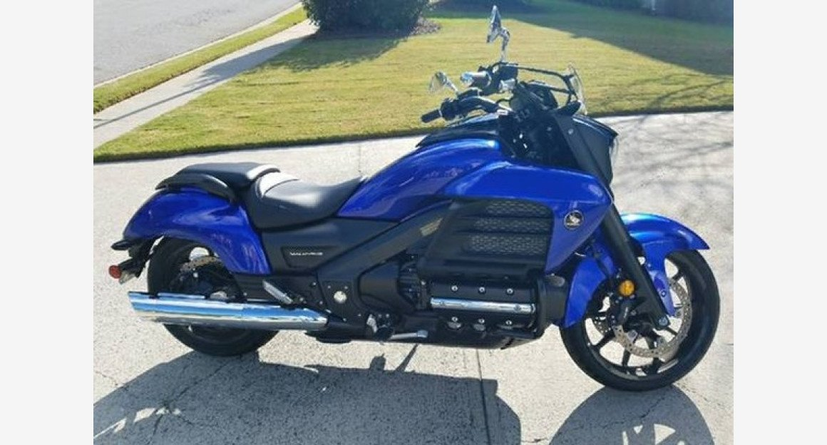2014 Honda Gold Wing for sale 200519849