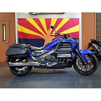 2014 Honda Gold Wing for sale 200824302